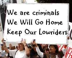 we are criminals